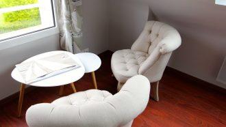 Gite Ploubazlanec Suite Skipper salon chambre parentale