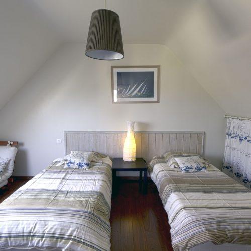 Gite Ploubazlanec Suite Skipper chambre des mousses