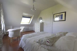 Gite Ploubazlanec Suite Skipper chambre parentale